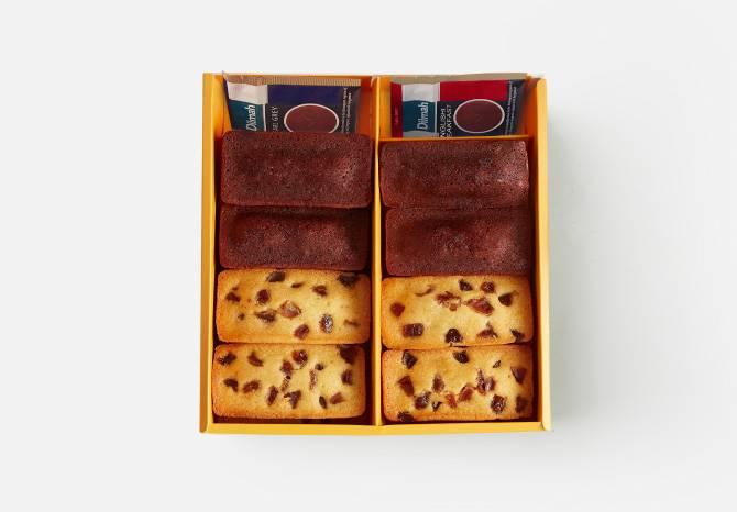 Financier Flourishing Gift Box