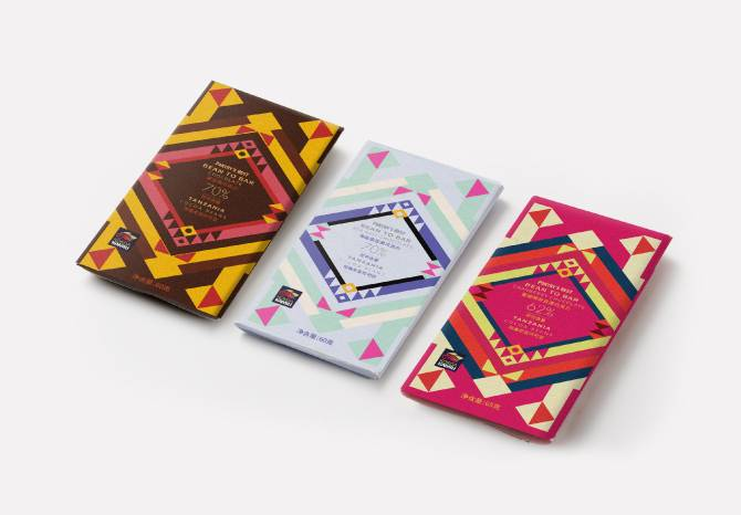 Bean to Bar 70% Cacao Dark Chocolate