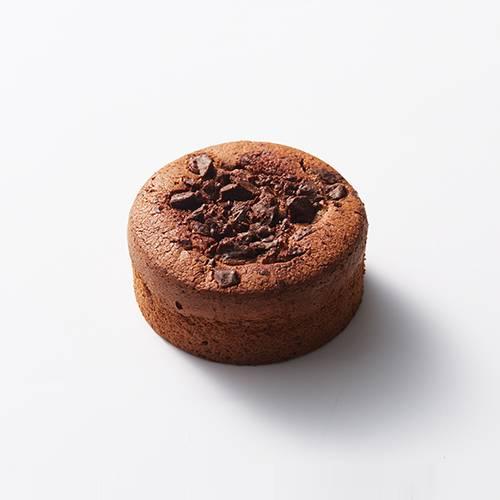 原豆黑巧克力戚风蛋糕