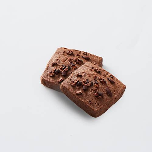 Cacao Nibs Chocolate Butter Cookie