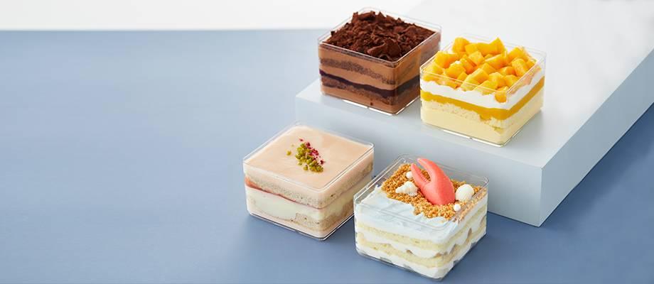 """""""盒你心意""""盒子蛋糕礼盒(新口味)"""