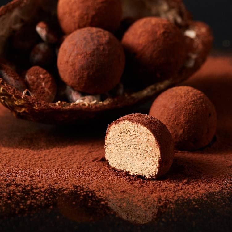 云柔生巧克力朗姆味(7颗装)