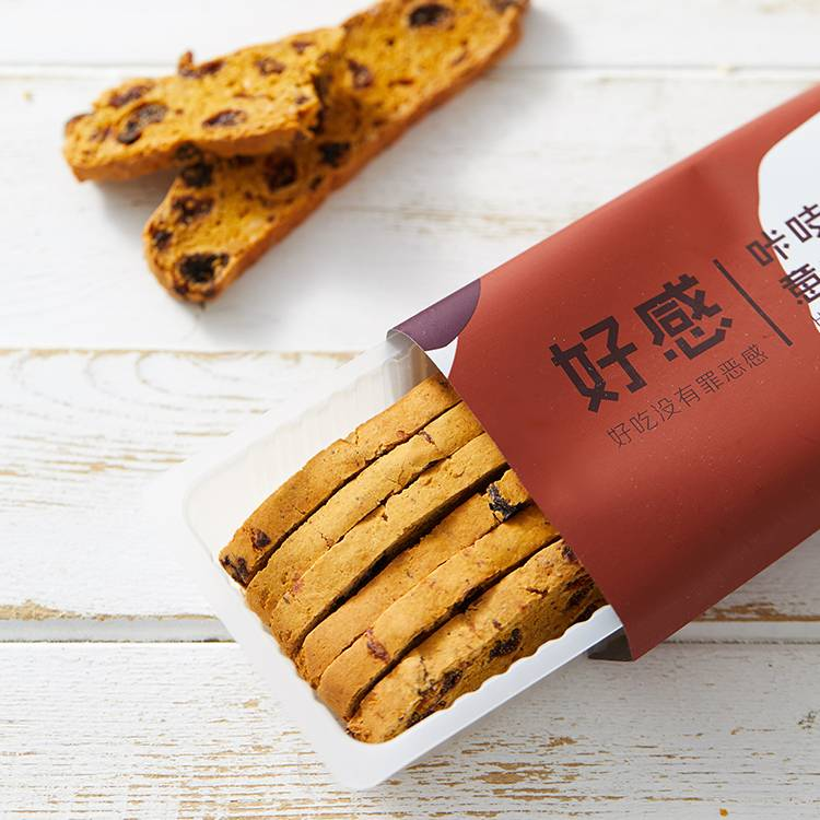 Low-fat Quinoa & Dried Fruit Biscotti